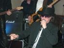Rosenmontag mit der Panik-Power Band