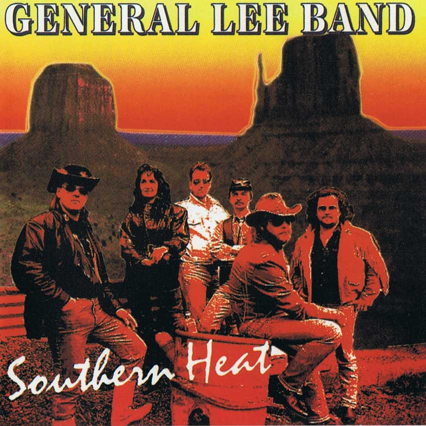 General Lee Band - Southern Heat